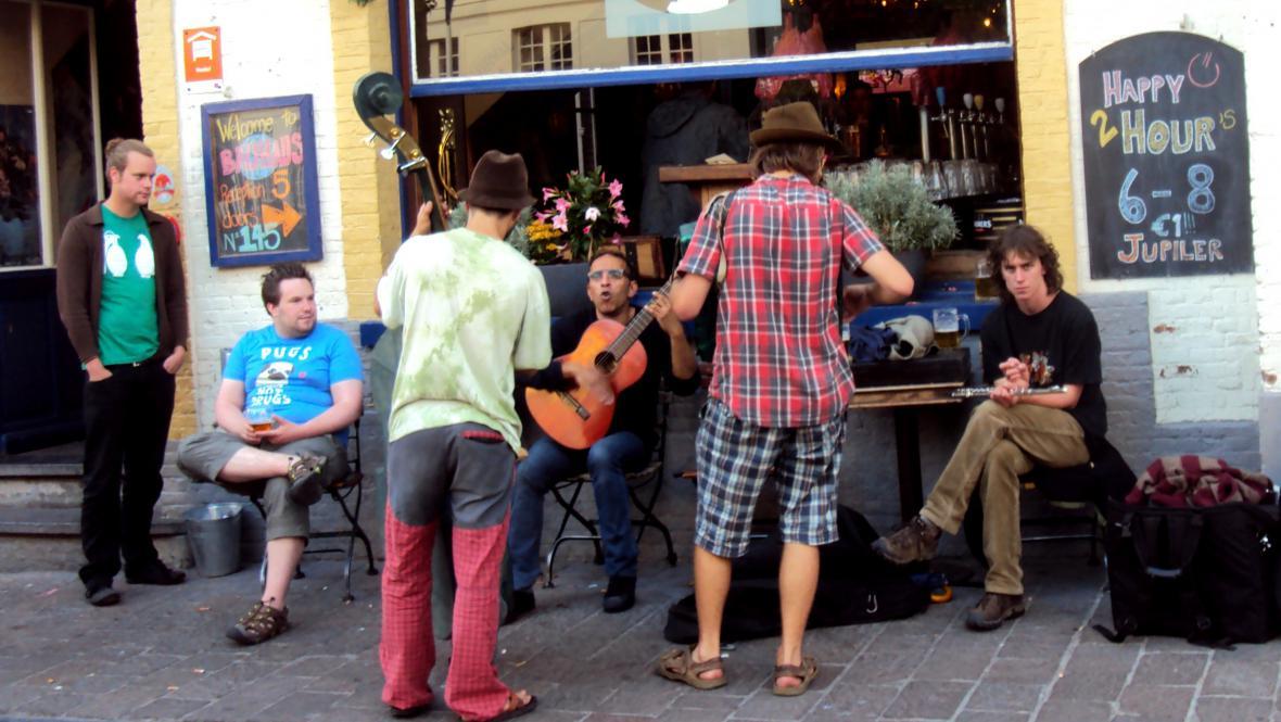 Kubánec z Maroka s námi hraje tango