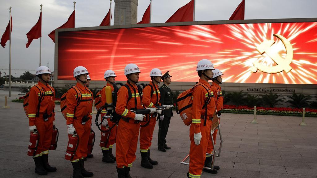Na sjezd se připravují i hasiči