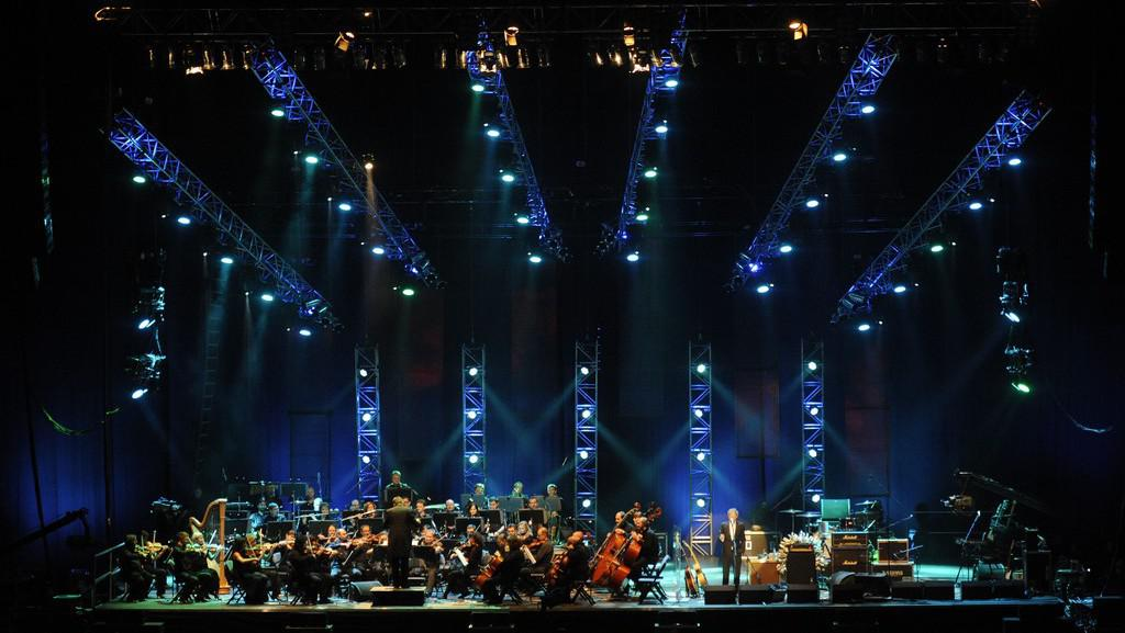 Koncert Mekyho Žbirky