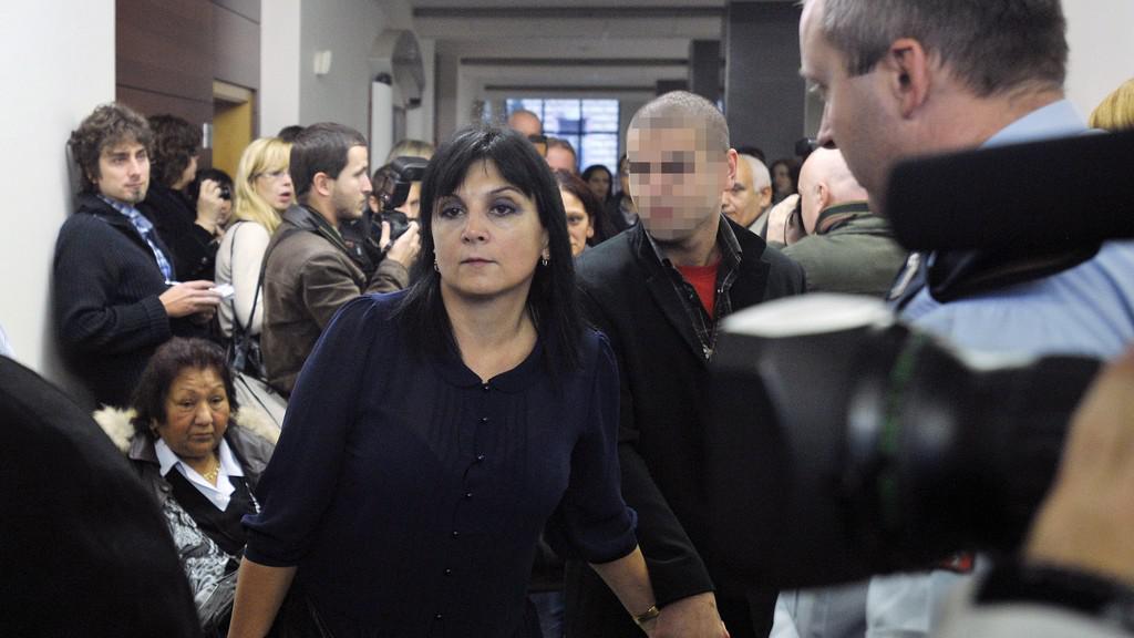 Obhájkyně Klára Samková vede jednoho z obviněných