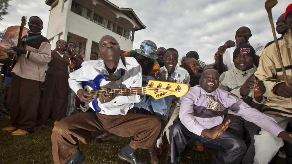 Vítězství Obamy oslavují i v Keni, odkud pochází Obamova babička