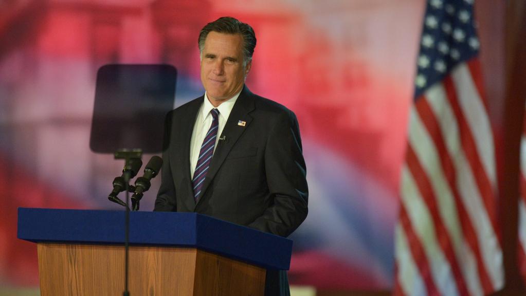 Mitt Romney uznal porážku
