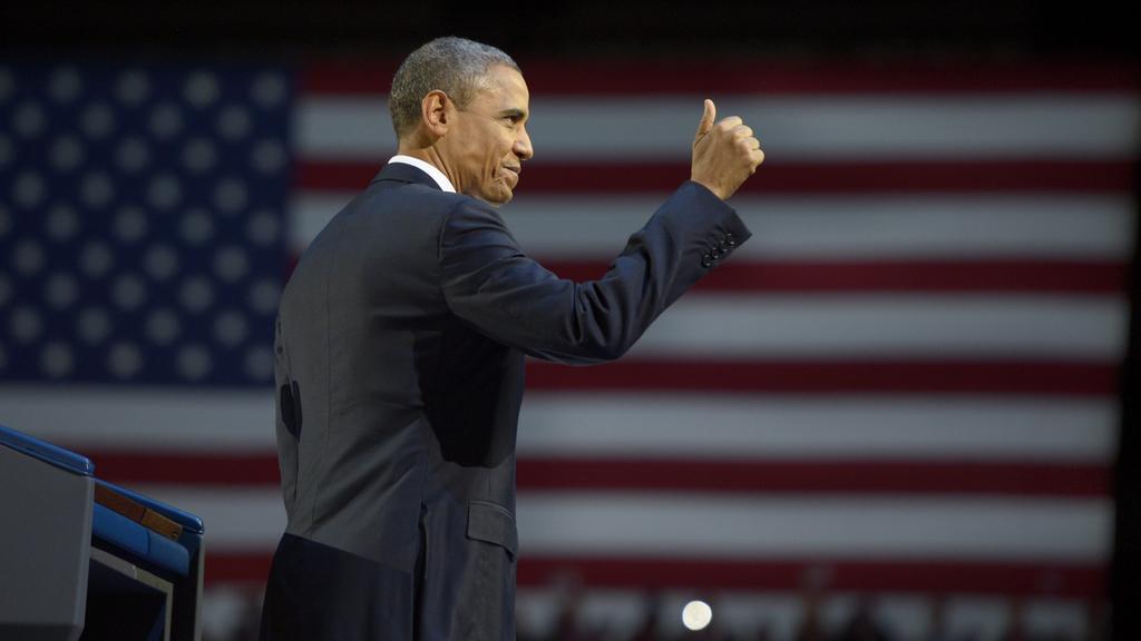 Barack Obama bude prezidentem další čtyři roky