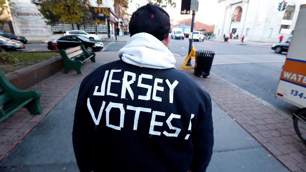 Volby v New Jersey