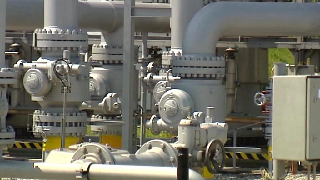 Zásobník plynu v Třanovicích