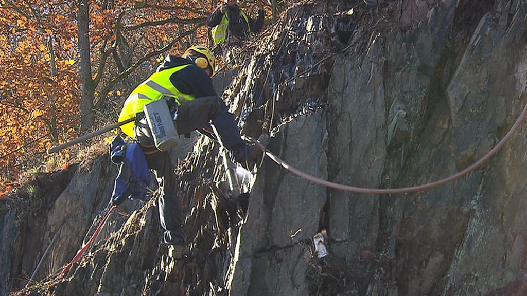 Horolezecké práce