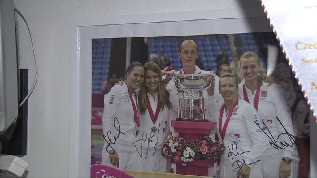 Lucie Šafářová získala vítězství ve Fed Cupu už podruhé