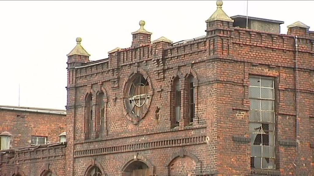 Bývalá jatka v Ostravě