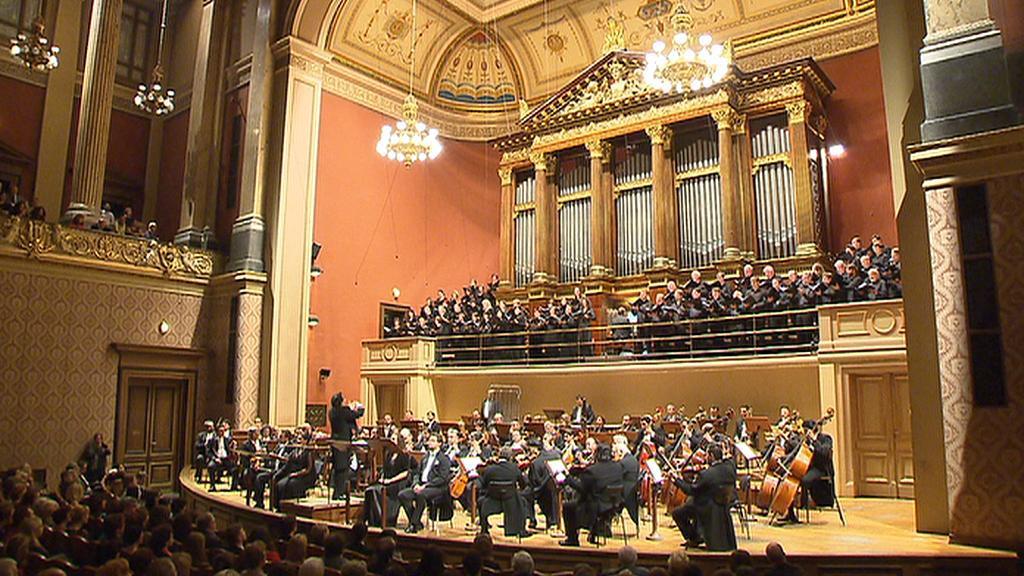 Romská a Sinti filharmonie v Rudolfinu