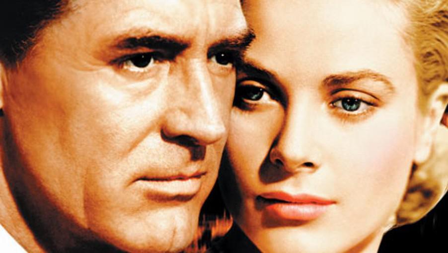 Chyťte zloděje / Cary Grant a Grace Kellyová