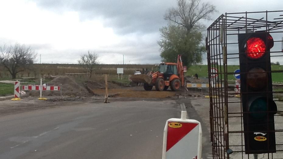 Oprava silnice v Šardicích finišuje