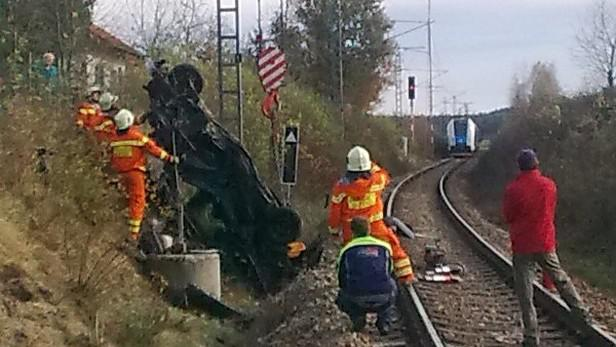 Železniční nehoda
