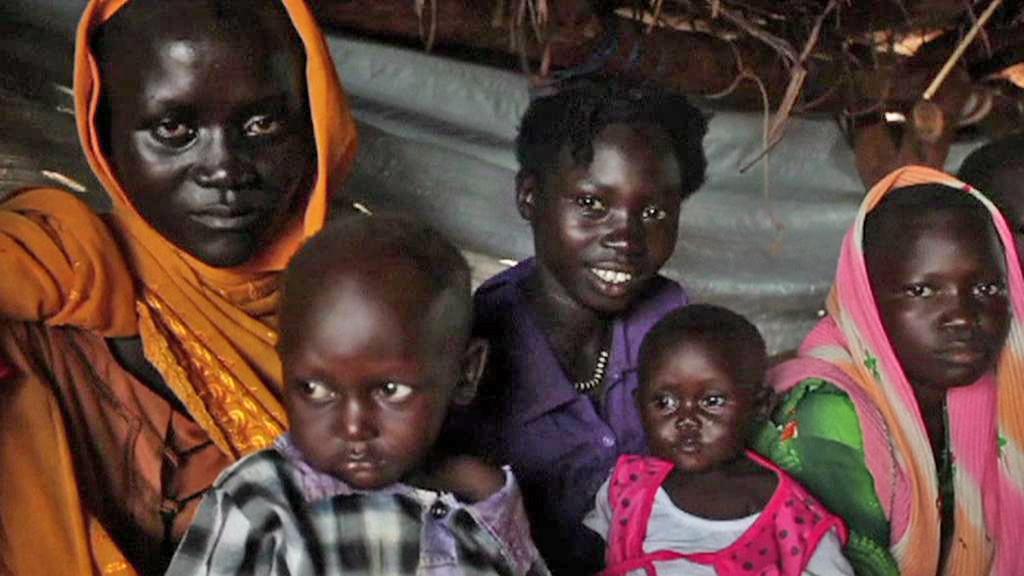 Africké děti