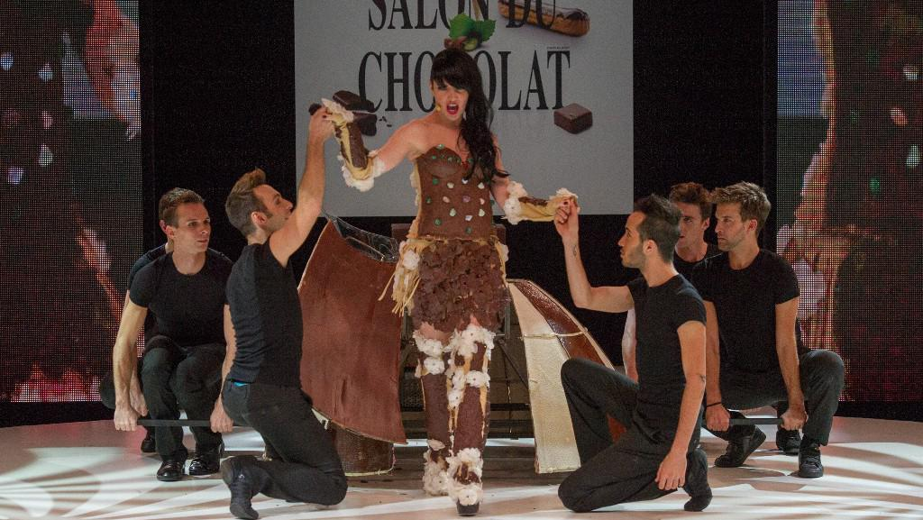 Salon Du Chocolat 2012