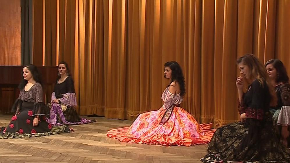 Princezna Tma se inspiruje starým romským příběhem