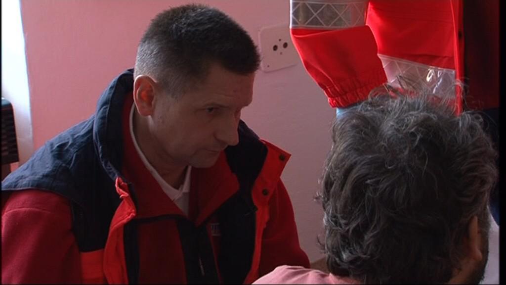 Rudolf Zvolánek vyjíždí každý den k devíti případům