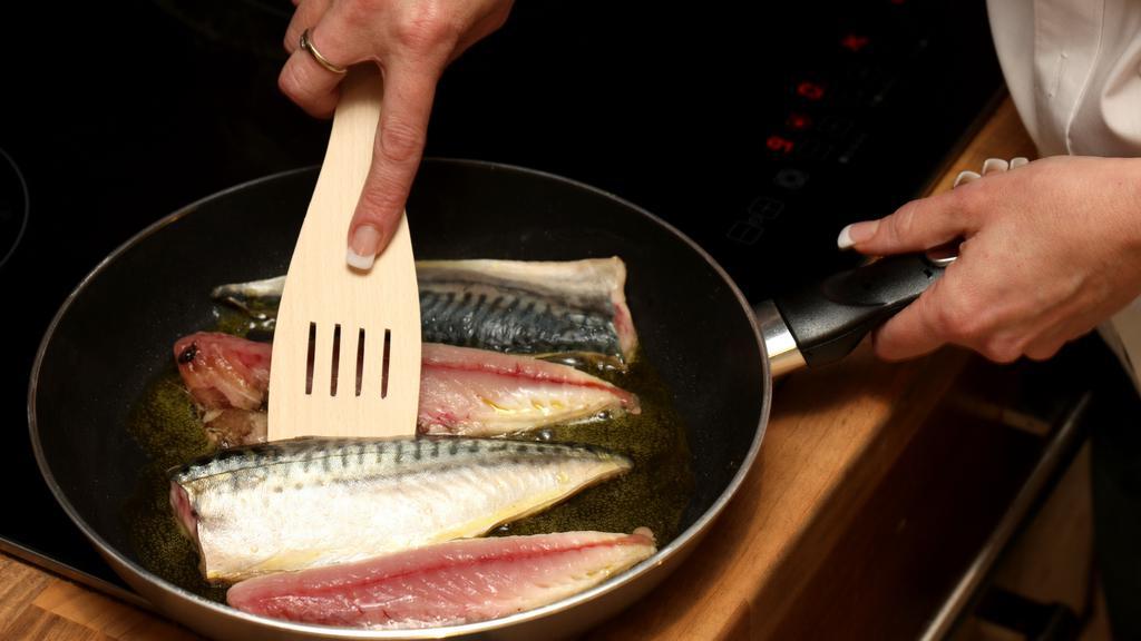 Příprava ryby
