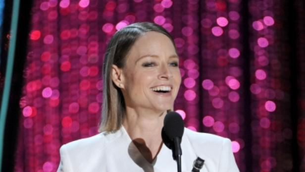Jodie Foster na MTV Movie Awards