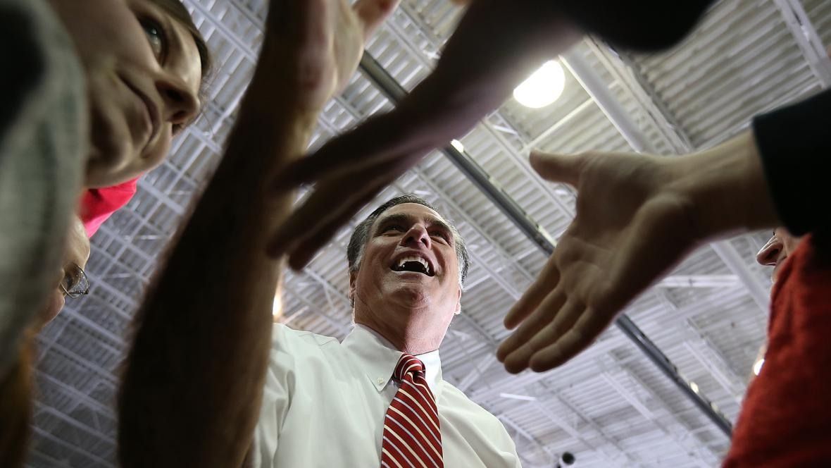 Mitt Romney ve Virginii