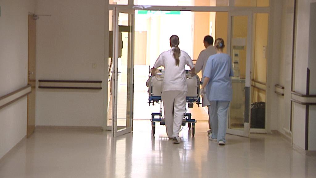 Nemocniční provoz