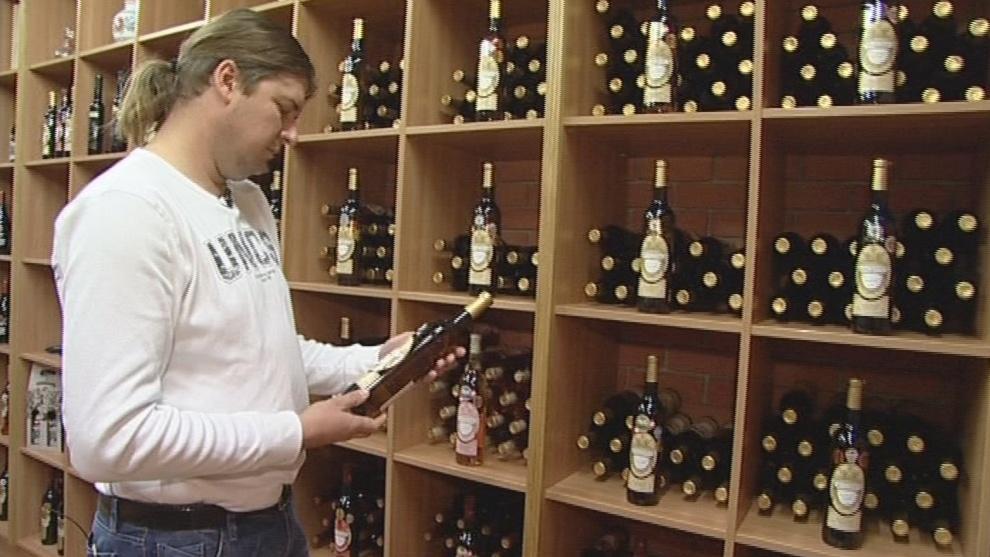 Tomáš Krist u své produkce