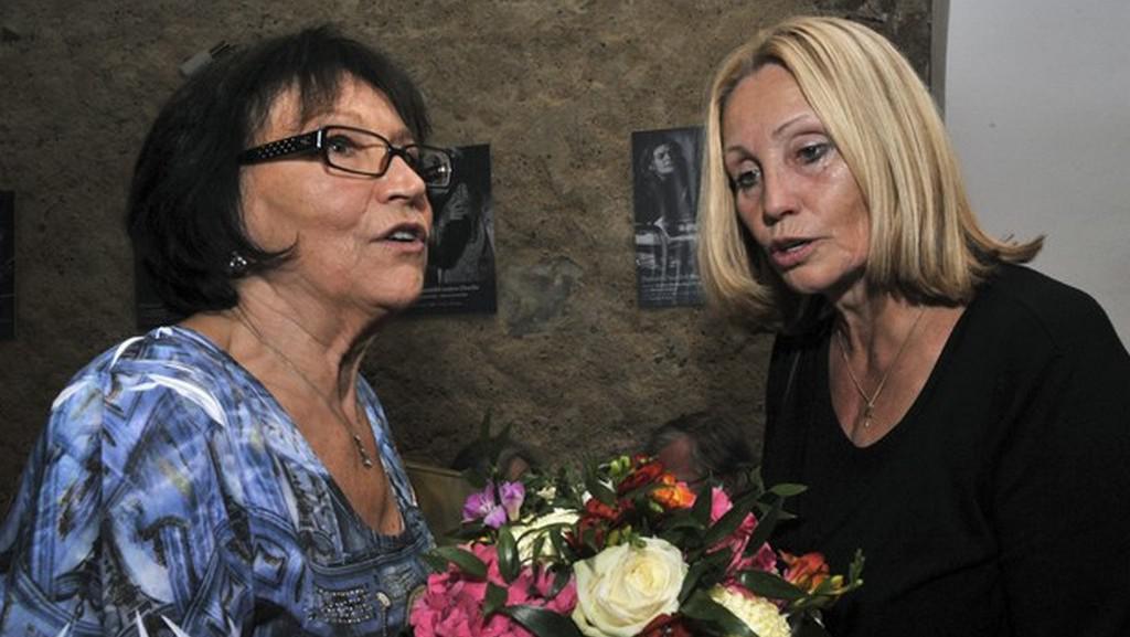 Marta Kubišová a Olga Sommerová