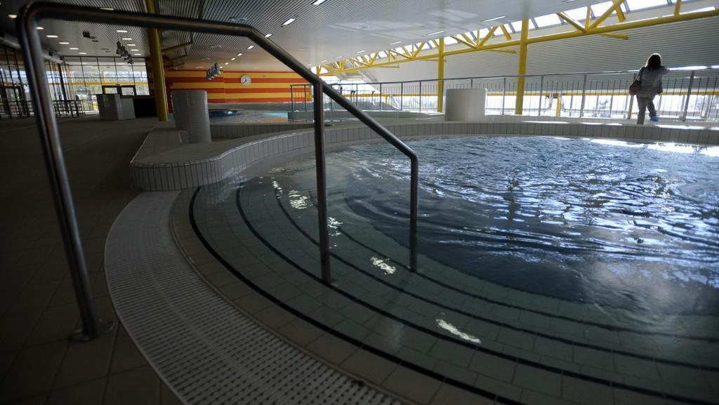 Plavecký areál Šutka