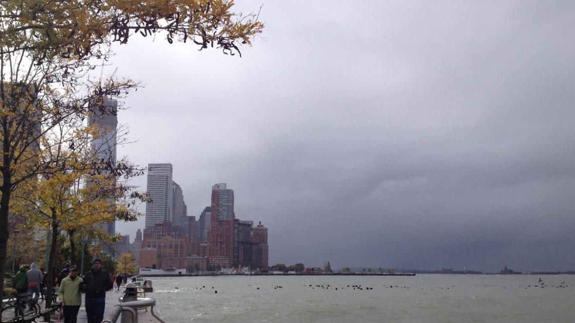 Bouře Sandy v New Yorku