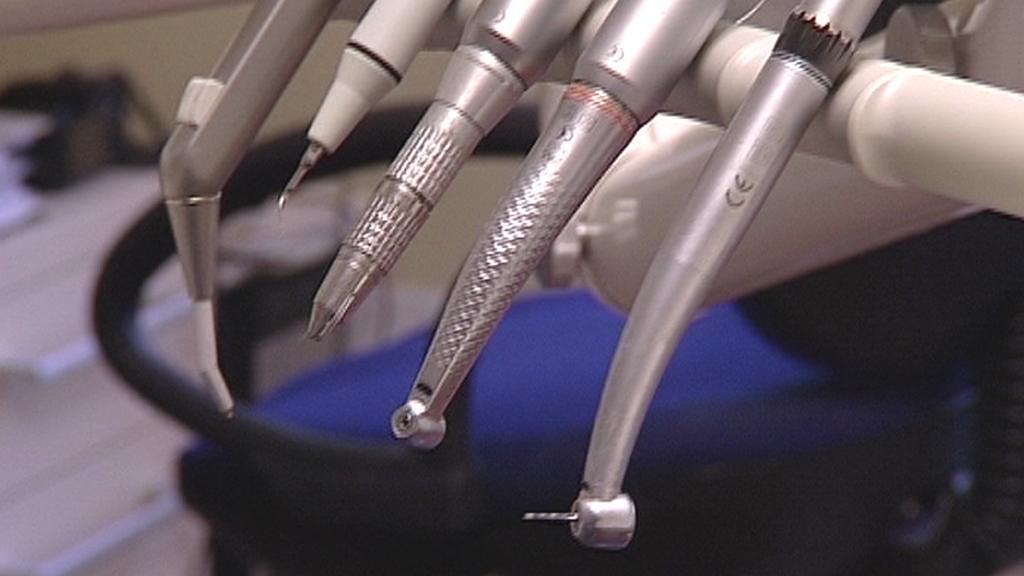 Zubní vrtačky