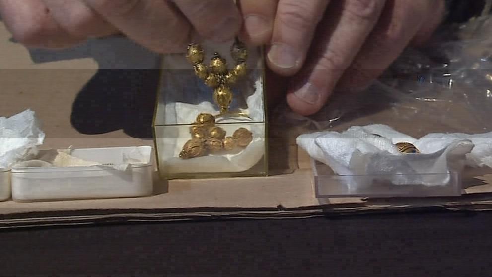 Výstava Zlato, symbol bohatství a moci