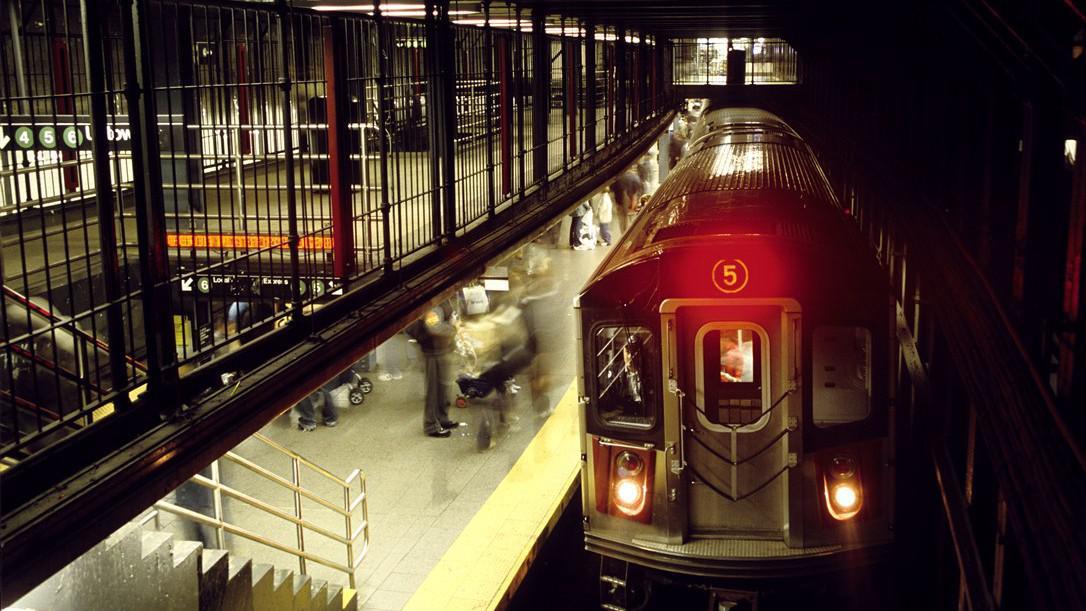 Newyorské metro