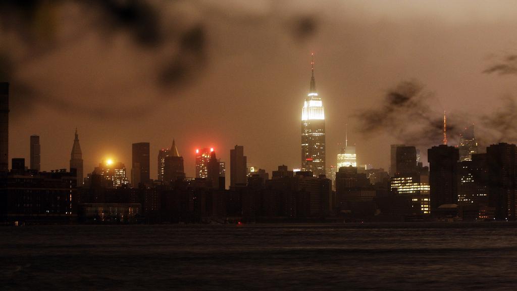 Sandy v New Yorku