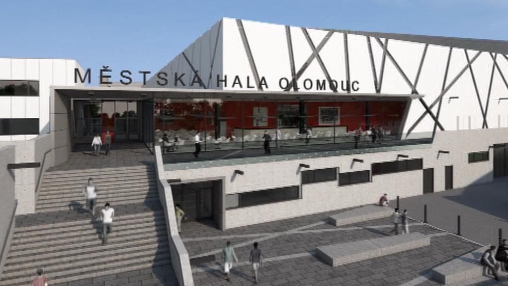 Městská hala Olomouc