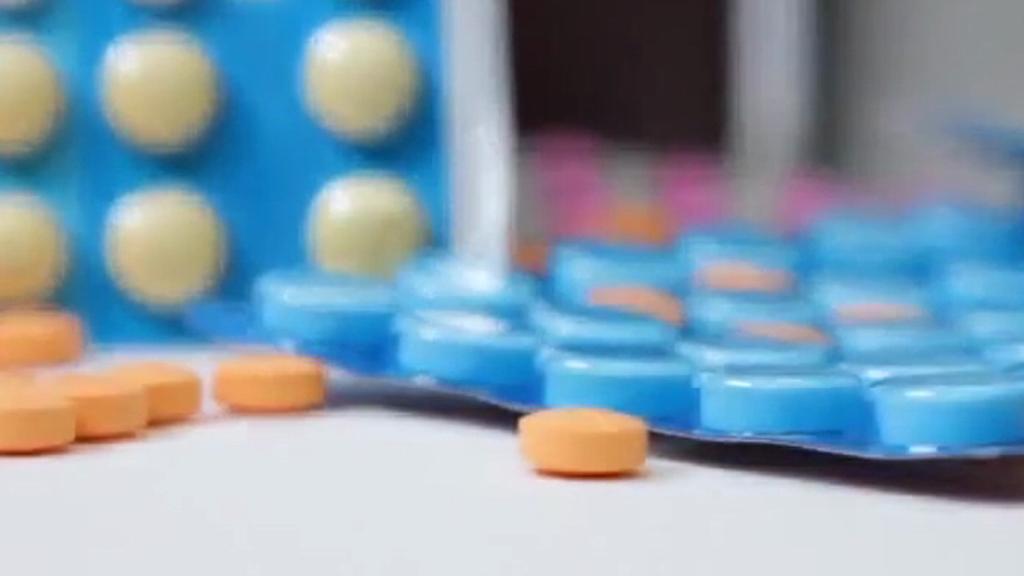 Léky - ilustrační foto