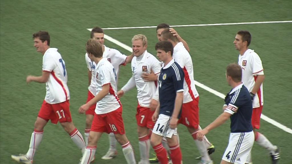 Čeští hráči se rozloučili výhrou nad Skoty