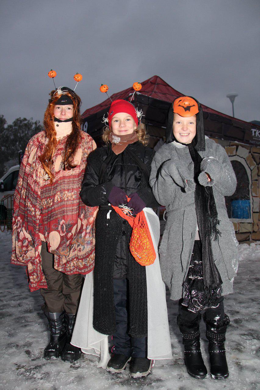 Halloween ve Kbelích