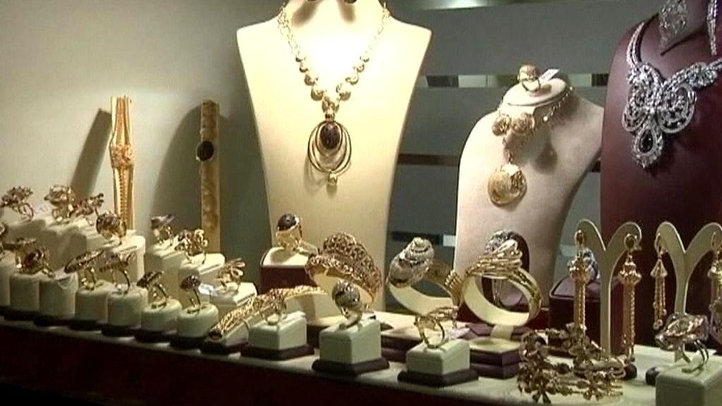 Obchod se šperky