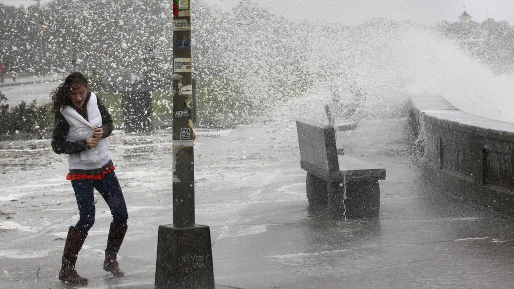 Důsledky řádění hurikánu Sandy