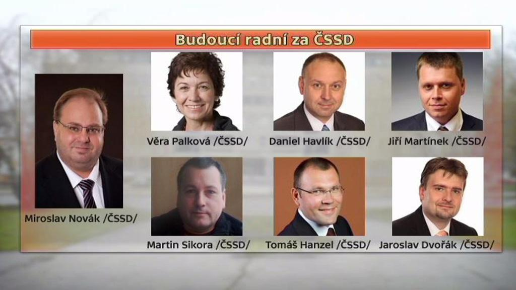 Budoucí radní za ČSSD