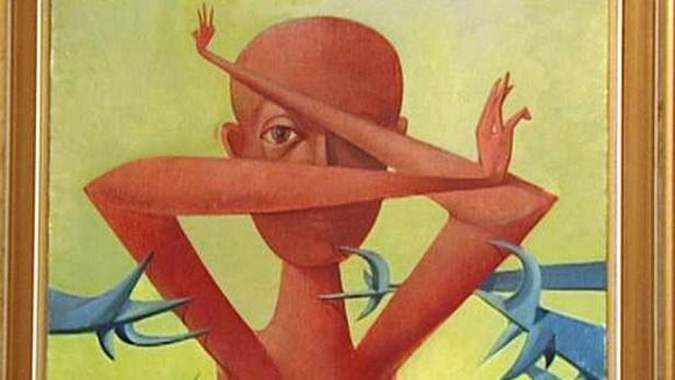 Obraz Mikuláše Medka
