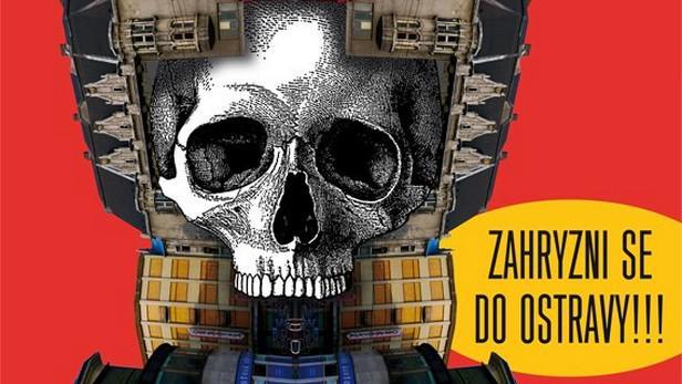 Plakát k festivalu Dokud nás smrt nespojí II