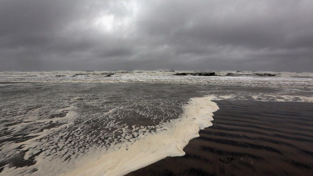 K pobřeží USA se blíží hurikán Sandy
