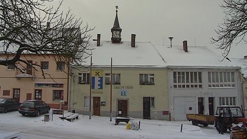 Radnice v Lipnici nad Sázavou