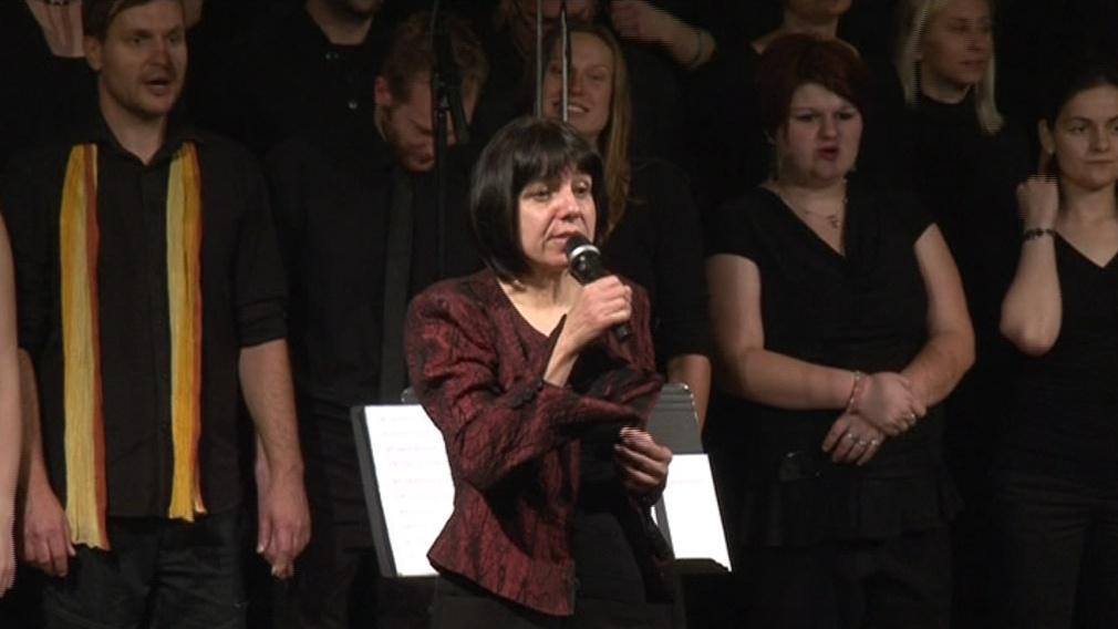 Zuzana Petláková založila Brno Gospel Choir v roce 2002