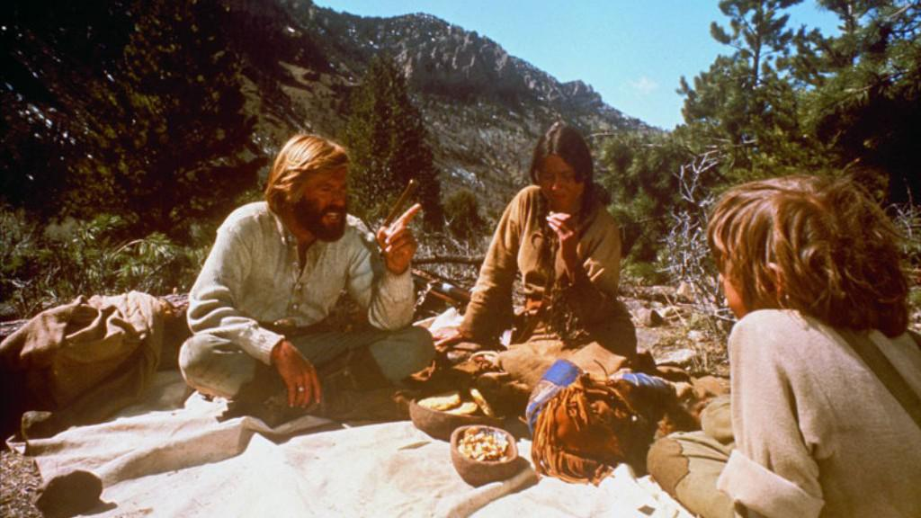 Z filmu Jeremiah Johnson