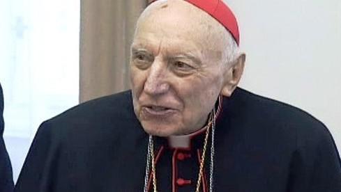 Kardinál Tomáš Špidlík