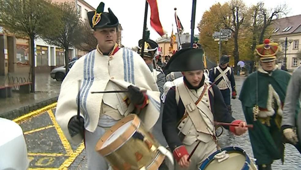 Dušičkový pochod napoleonských vojsk