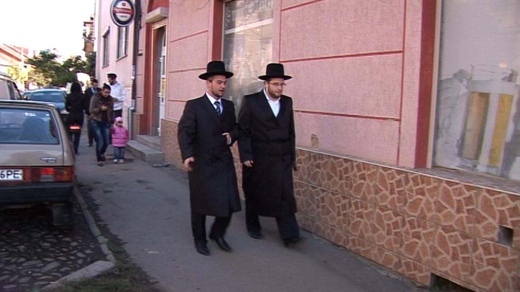 Židé na Podkarpatské Rusi