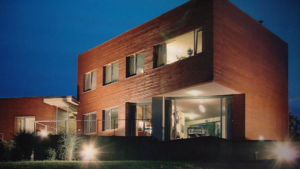 Nízkoenergetická stavba - tzv. pasivní dům