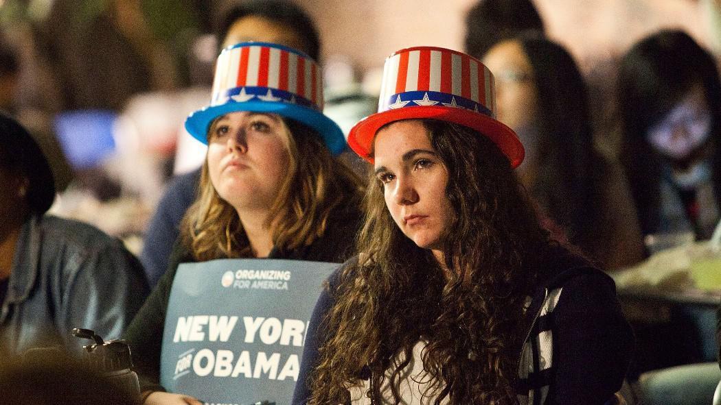Druhá debata Baracka Obamy a Mitta Romneyho